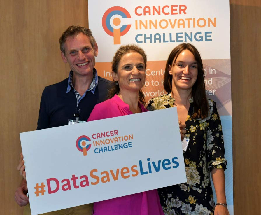 Cancer Challenge projects win £100k funding