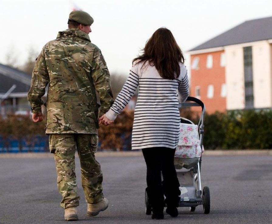 Infantry skills mapped to Scottish qualifications framework