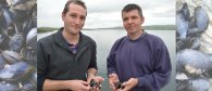 Mussel hatchery project goes global