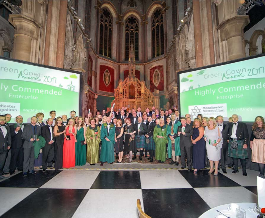 Green Gown Awards 2017