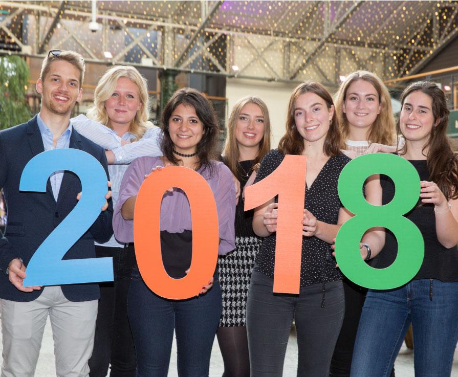 Saltire Scholar internship 2018 programme