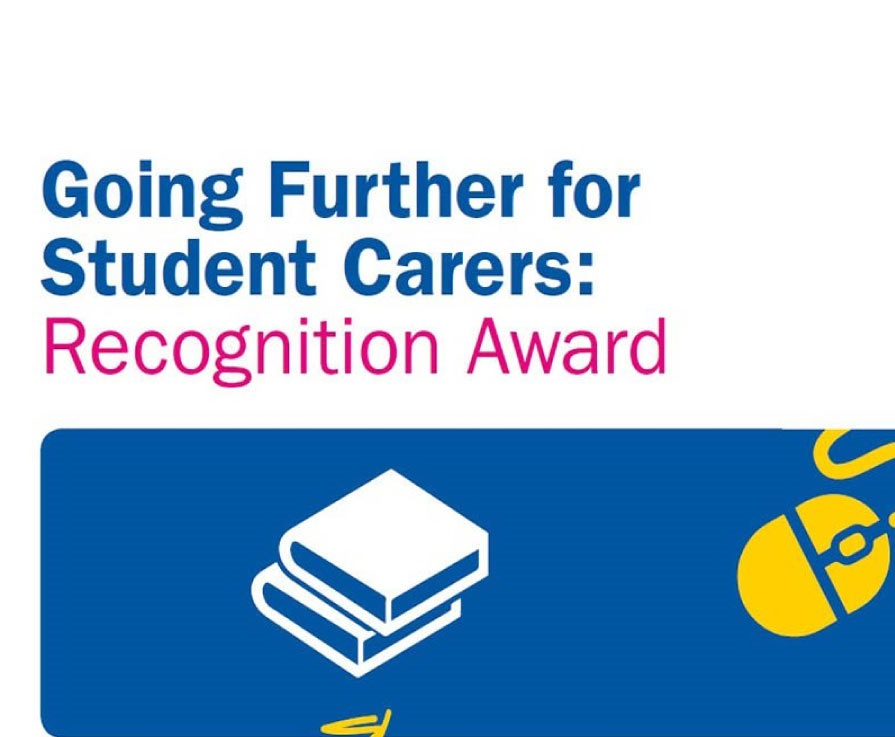 Going Further for Student Carers Recognition Award