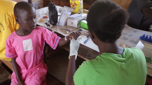 How origami is saving lives in Africa
