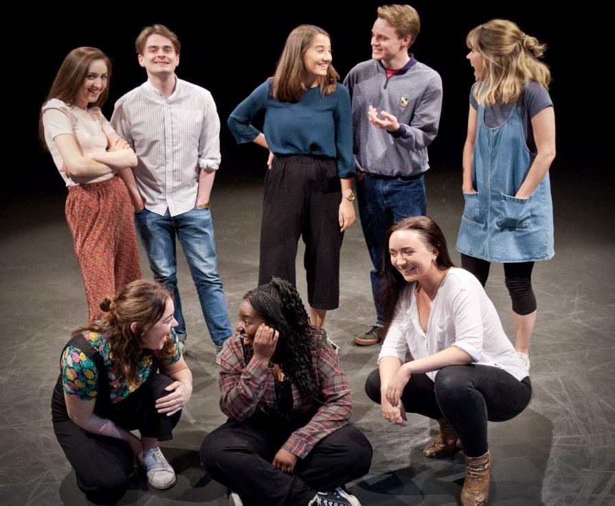 Graduates take the stage for Edinburgh Festival Fringe