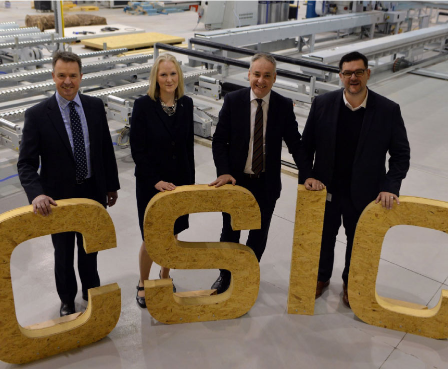 £10.6m investment for innovation in Scottish construction sector