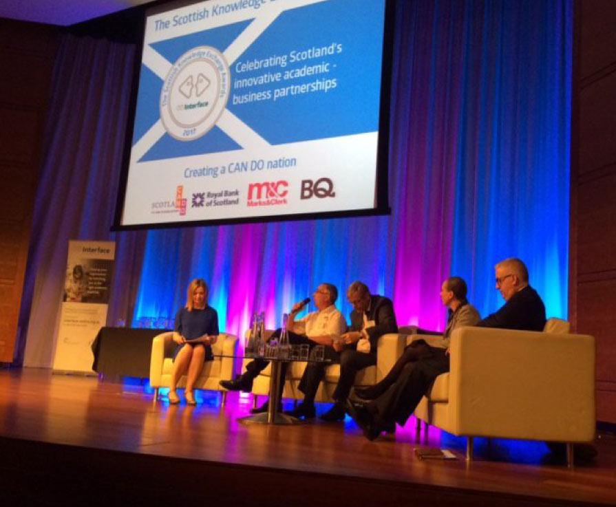 Fourth Scottish Knowledge Exchange Awards