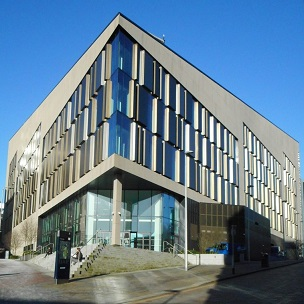 University of Strathclyde Technology and Innovation Centre