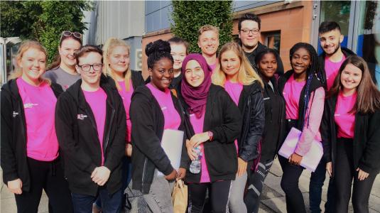 Robertson Trust scholarship programme