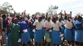 Flocowear manufactures and sells reusable sanitary pads and provides menstrual health education in countries such as Cambodia, Uganda and Kenya.