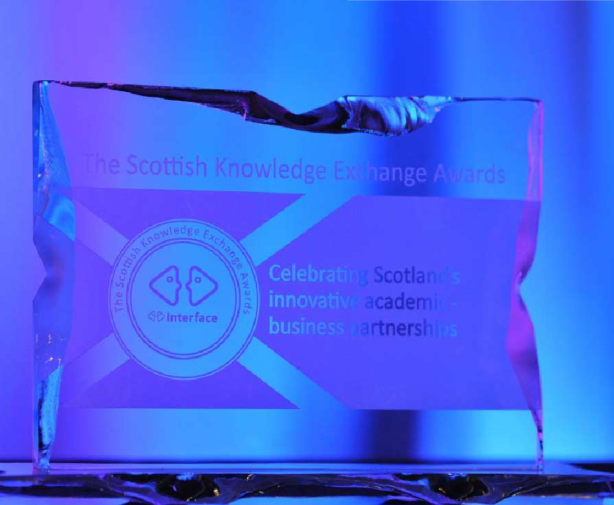 Knowledge Exchange Award.