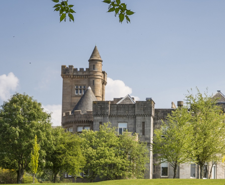 Part of the University of Stirling
