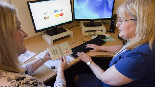 How college innovation is bringing online learning to health and social care workers