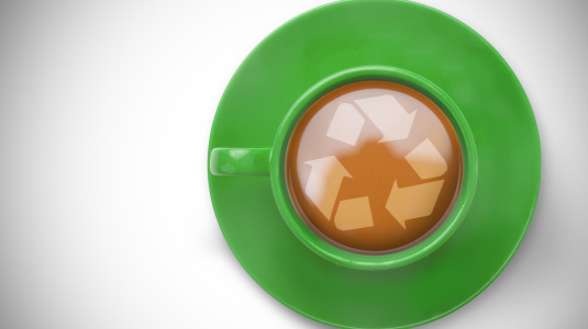 Get shot of your disposable coffee cups