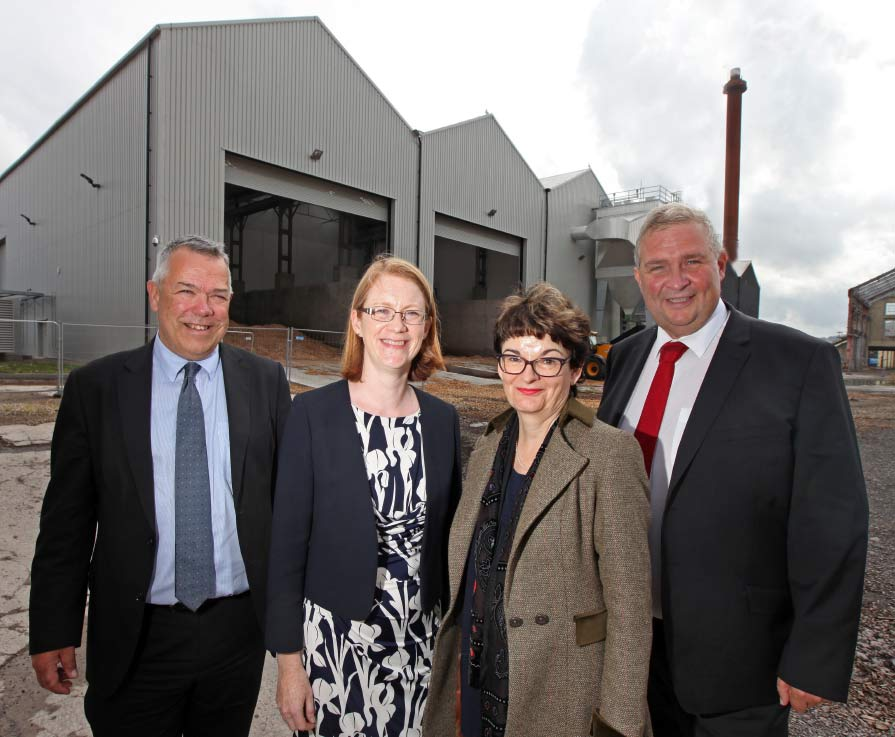 New loan funding for greener campuses
